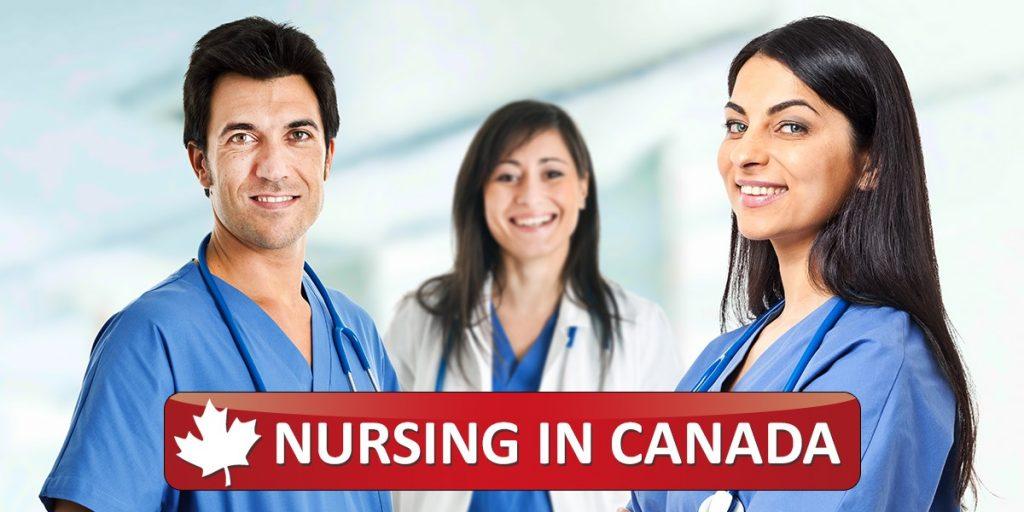 شغل پرستاری در کانادا